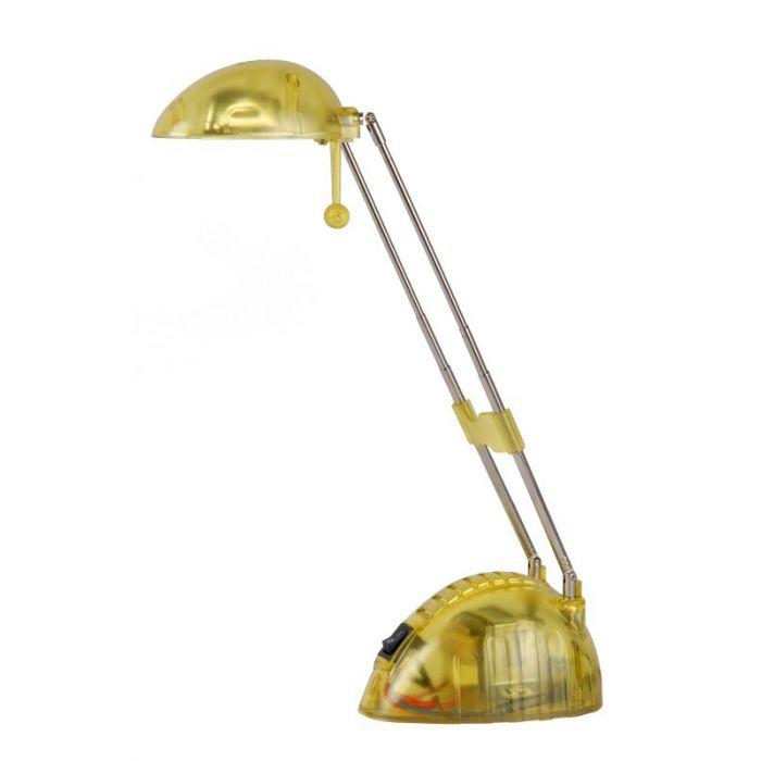 Lucide Joyce 126512134 bureaulamp geel