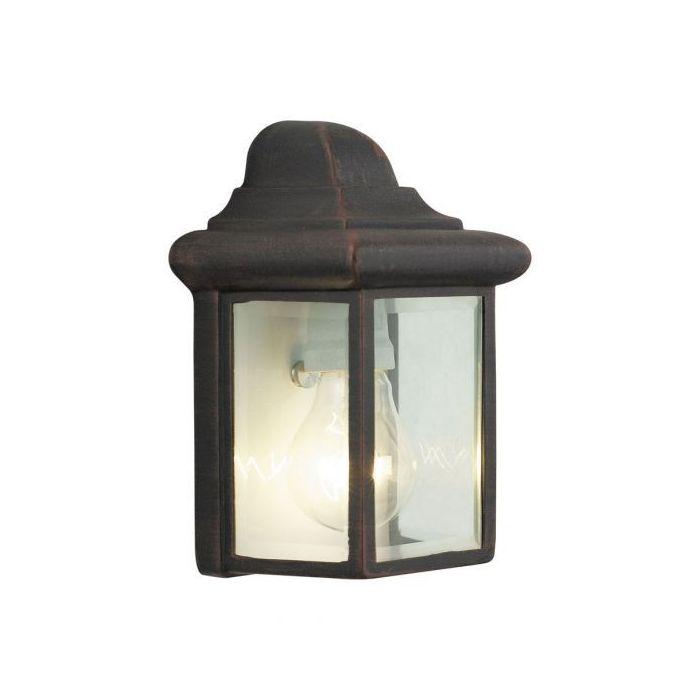 Brilliant Newport 44280/55 wandlamp roest