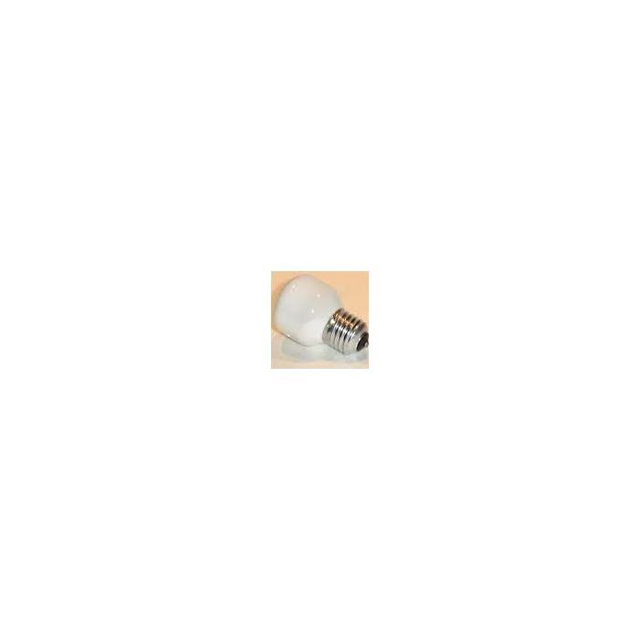P45 E27 gloeilamp kogel 25w opaal
