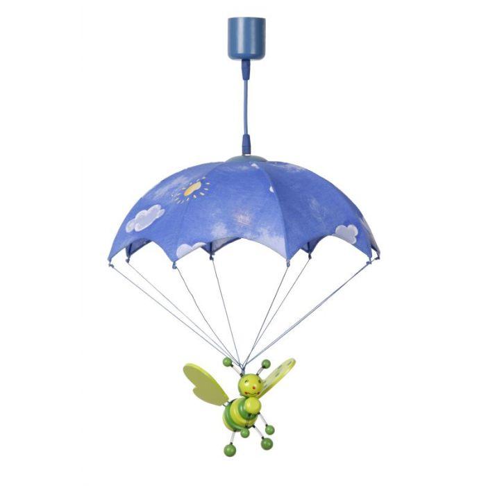 Lucide Bee 774520135 hanglamp groen