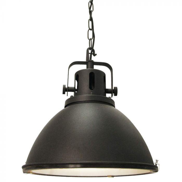 Brilliant Jesper 23772/06 hanglamp zwart