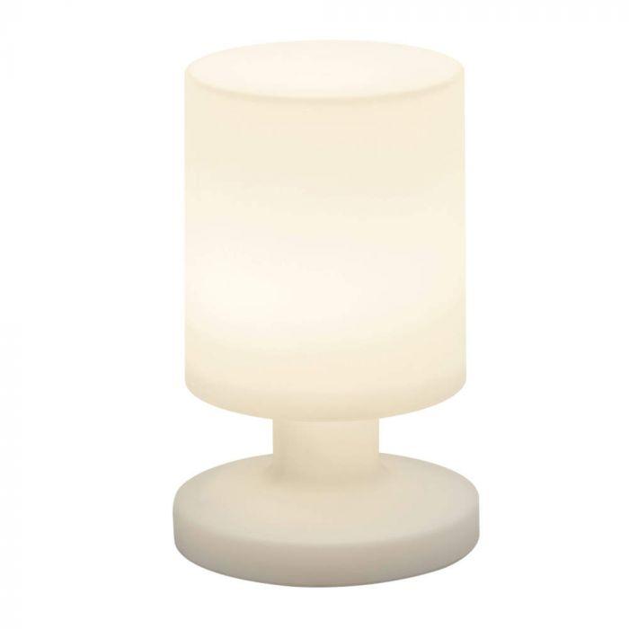 Trio Lora R57071101 tafellamp wit