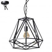 ETH Hope hanglamp 05-HL4439-30 zwart