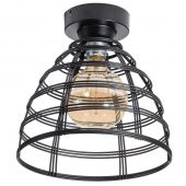 ETH Molfetta plafondlamp 05-PL1295-30 zwart