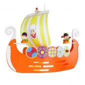 Hanglamp Vikingschip Wiki Oranje