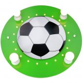 Plafondlamp Voetbal groen