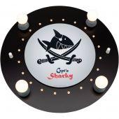 Plafondlamp Capt'n Sharky Sabels 50cm