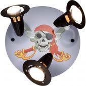 Spot Piraat zwart