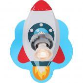 Wandspot Raket 25cm
