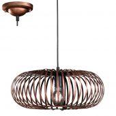 Trio Johann 306900162 hanglamp koper