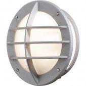 Konstsmide Oden  515-312 wandlamp zilver