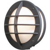 Konstsmide Oden 516-752 wandlamp zwart