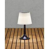 Konstsmide Assisi 7109-752 tafellamp zwart