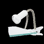 Eglo Fabio Klemtafellamp Basic 81262 wit