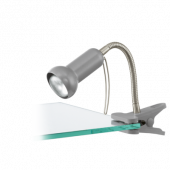 Eglo Fabio Klemtafellamp Basic 81265 zilver
