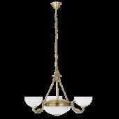 Eglo Savoy hanglamp Traditional 82748 brons