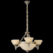 Eglo Marbella hanglamp Traditional 85857 brons