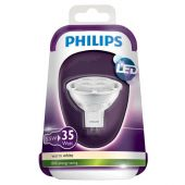 Philips LED spot 5.5W GU5.3 36D warmwit