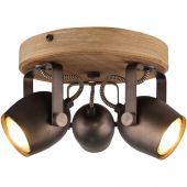 Spot Tool 87534/46 zwart 26cm