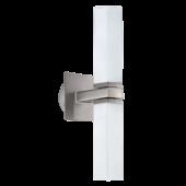 Eglo Palermo wandlamp Style 88284 nikkel wit
