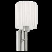 Eglo Fortuna wandlamp Basic 90647 wit