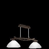 Eglo Vinovo hanglamp Traditional 91433 wit