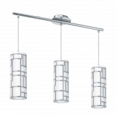 Eglo Bayman hanglamp Trend 92563 chroom