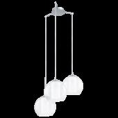 Eglo Bolsano hanglamp Basic 92762 helder