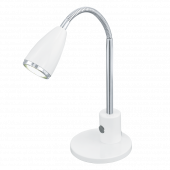 Eglo Fox bureaulamp Trend LED 92872 wit