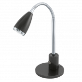 Eglo Fox bureaulamp Trend LED 92873 zwart