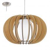 Eglo Stellato 95598 hanglamp ahorn