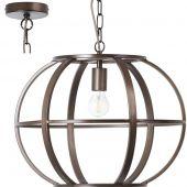 Hanglamp Basia staal 48cm