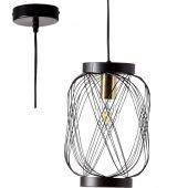 Brilliant Brogan 99178/72 hanglamp