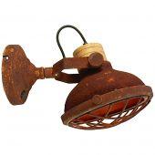 Brilliant Charo 96896/60 wandlamp roest