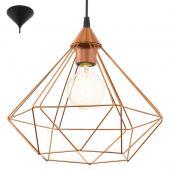Eglo Tarbes 94194 hanglamp koper