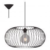 Freelight Ellipsis H3701Z hanglamp zwart