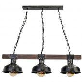 Faro hanglamp drie kappen