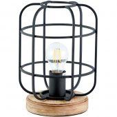 Tafellamp Gwen zwart 27cm
