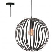 Freelight Tres H7740Z hanglamp zwart