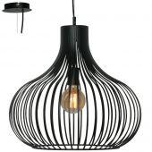 Freelight Aglio H7843Z hanglamp zwart