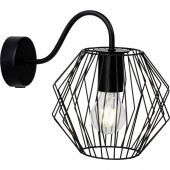 Brilliant Noris 54190/06 wandlamp zwart