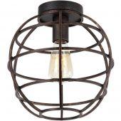 Freelight Pianeta PL2830G plafondlamp goud
