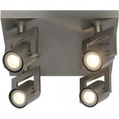 Freelight Valvo PL9944S spot staal