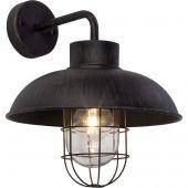 Brilliant Portland 96297/55 wandlamp roest