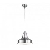 Trio Buddy R30201007 hanglamp staal