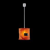 Trio Bag R30221018 lampenkap oranje