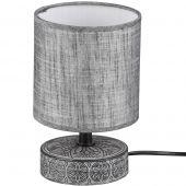 Tafellamp Marie R50980111 grijs 21cm