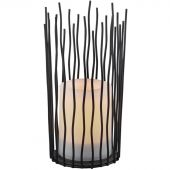 Terraslamp Coro R55136132 zwart 22cm