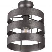 Plafondlamp Duncan R60141067 staal 25cm