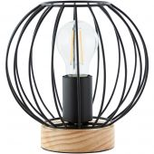 Tafellamp Sorana zwart 17cm
